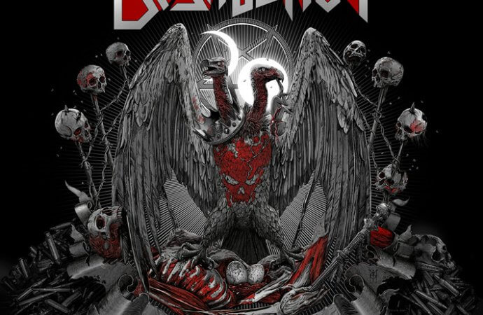 Destruction – Born To Perish (Nuclear Blast)