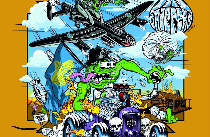The Drippers – Action Rock (The Sign Records)