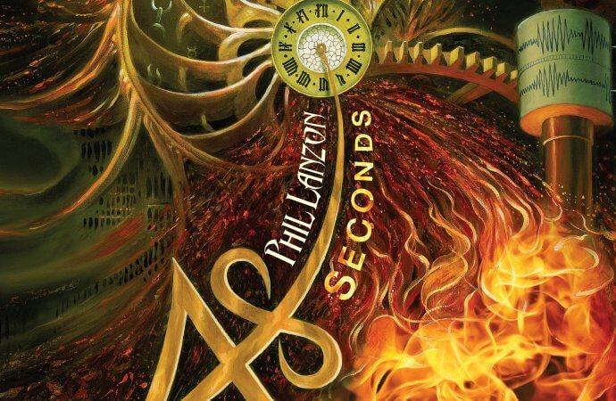 Phil Lanzon – 48 Seconds (Phil Lanzon Ditties/Cargo)