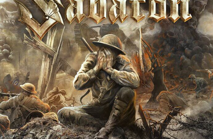 Sabaton – The Great War (Nuclear Blast)