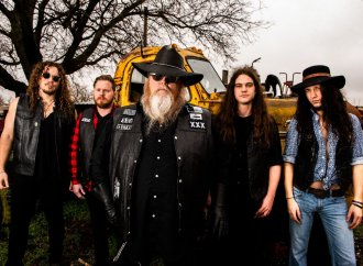Texas Hippie Coalition: Raucous New Video Out Now!
