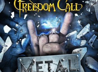 Freedom Call – M.E.T.A.L. (SPV/Steamhammer)