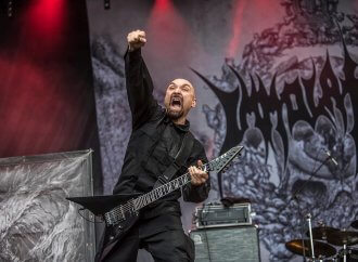 "Immolation's Bob Vigna: ""We're Psyched To Head Back to Australia""…"