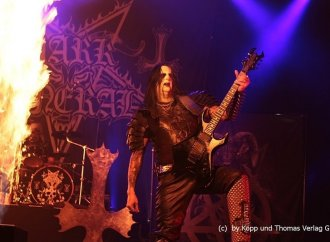 "Dark Funeral's Lord Ahriman: ""Even if no one liked what I was doing, I would still keep on doing it""…"