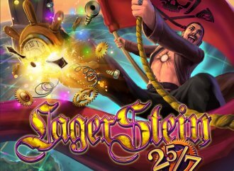 Lagerstein – 25/7 (Kegstand Productions)