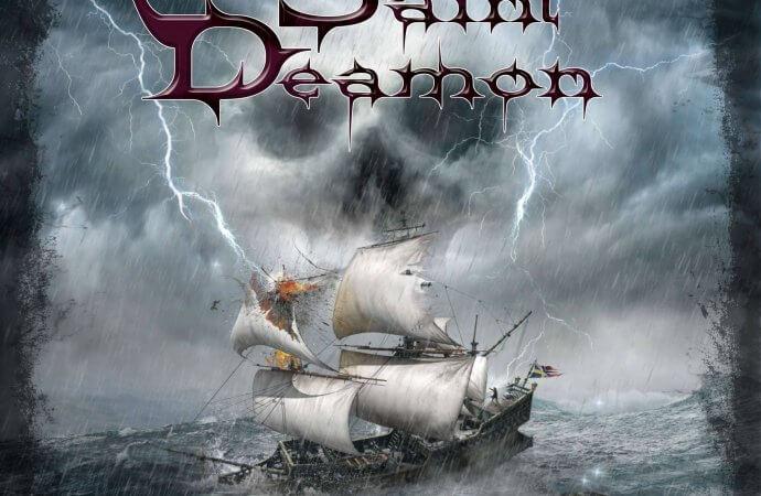 Saint Deamon – Ghosts (Ram It Down Records)