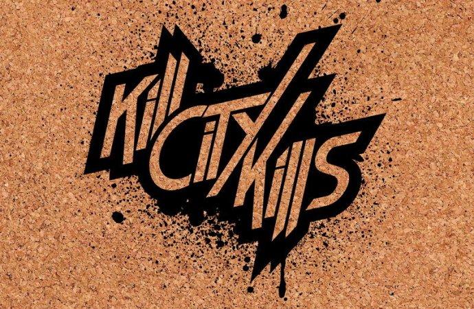 Kill City Kills – Straight From The Heart Of Nowhere (Sliptrick Records EP)