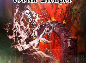 Steve Grimmett's Grim Reaper – At The Gates (Dissonance Productions)