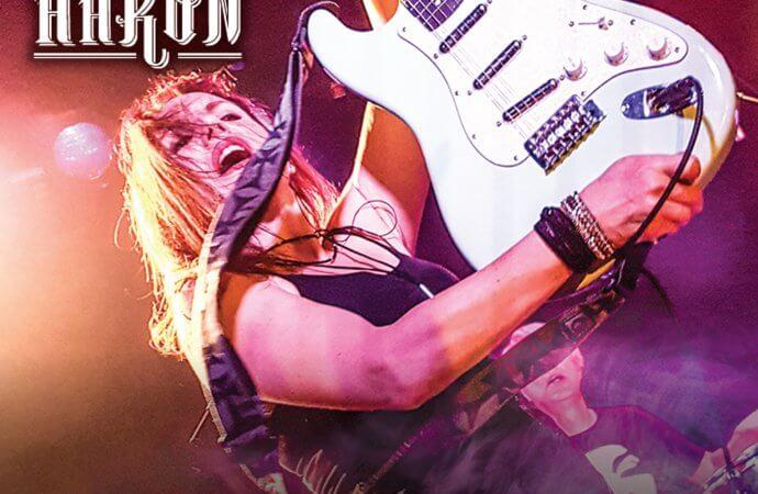 Lee Aaron – Power, Soul and Rock n'Roll Live In Germany (Metalville)