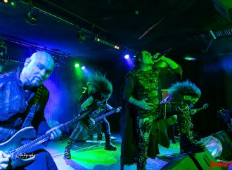 Cradle of Filth, Hybrid Nightmares – The Basement, Canberra, 10/09/19