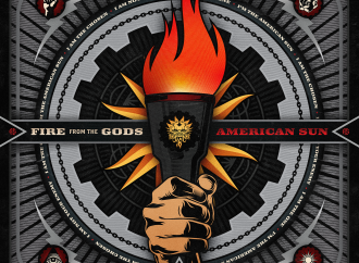 Fire From The Gods – American Sun (Eleven Seven Music)