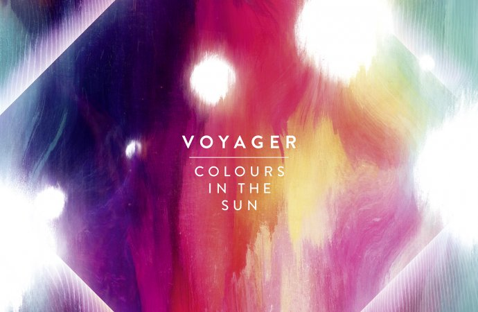 Voyager – Colours In The Sun (Season Of Mist)