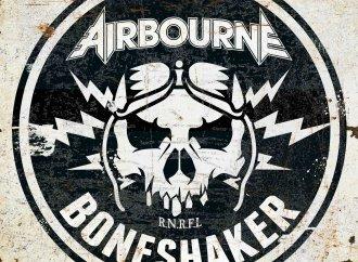 Airbourne – Boneshaker (Spinefarm/Caroline)