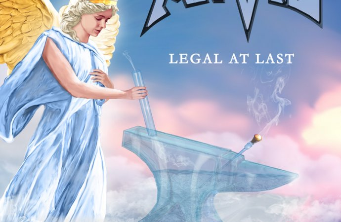 Anvil – Legal At Last (AFM)