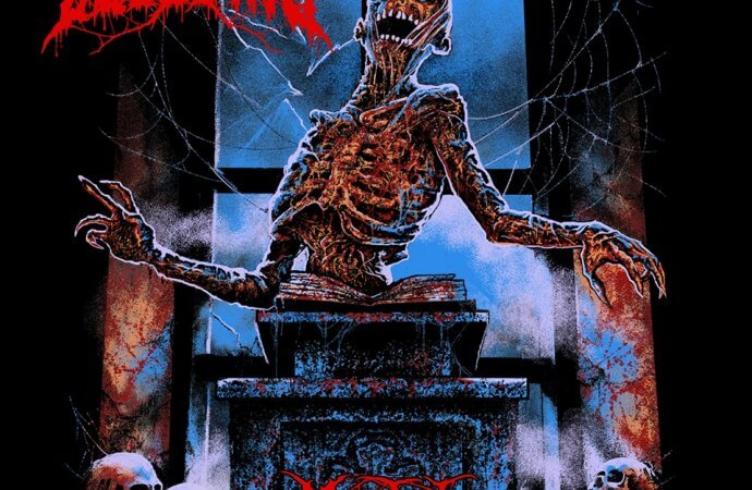 The Bleeding – Morbid Prophecy (World War Now Records)