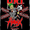 D.R.I. & Hirax: Crossing Over The Pacific Next Year…