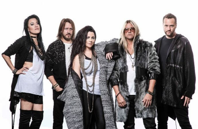 Evanescence: Rumours In The Air…