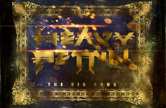Heavy Pettin – The Big Bang (Burnt Out Wreckords/Cherry Red Reissue)