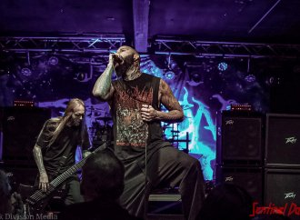 Suffocation, Belphegor, Abiotic, Necronomicon – The Soundwell, Salt Lake City 10/11/19