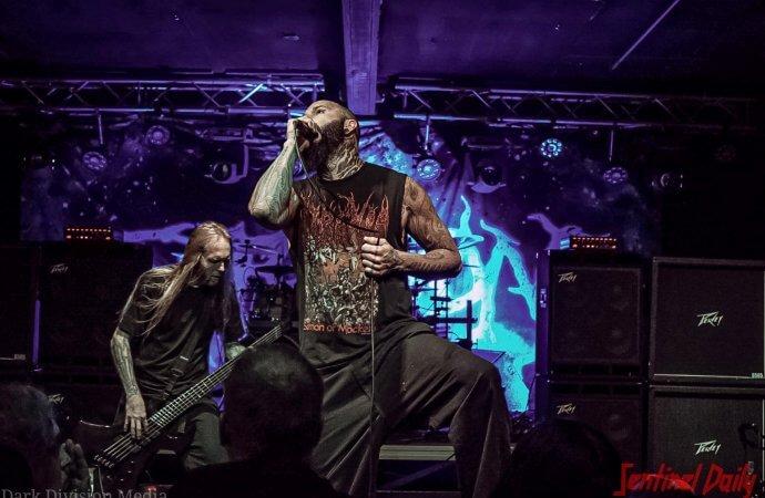 Suffocation, Belphegor, Abiotic, Necronomicon – The Soundwell, Salt Lake City 10/11/19