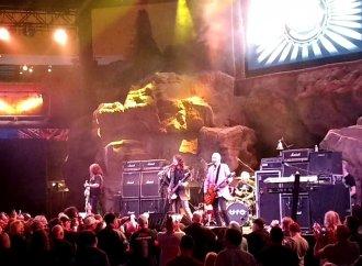 UFO – Wolf's Den, Mohegan Sun Casino, Uncasville, USA 02/11/19