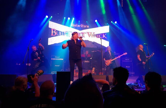"""Burnt Out Wreck's Gary Moat: """"The Reaction To The New Album Has Been Amazing""""…"""