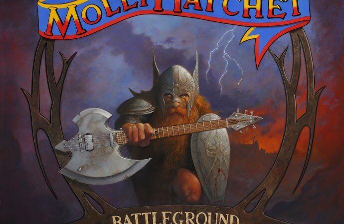 Molly Hatchet – Battleground (SPV/Steamhammer)