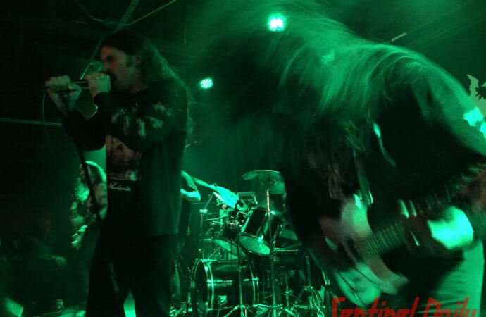 Gatecreeper, Exhumed, Necrot, Judiciary – Urban Lounge, Salt Lake City 23/11/19