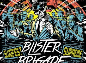 Blister Brigade – Slugfest Supreme (Inverse Records)