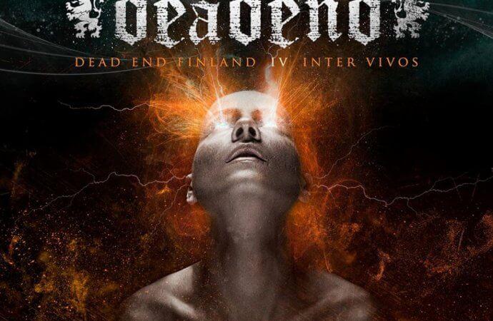 Dead End Finland – Inter Vivos (Inverse Records)