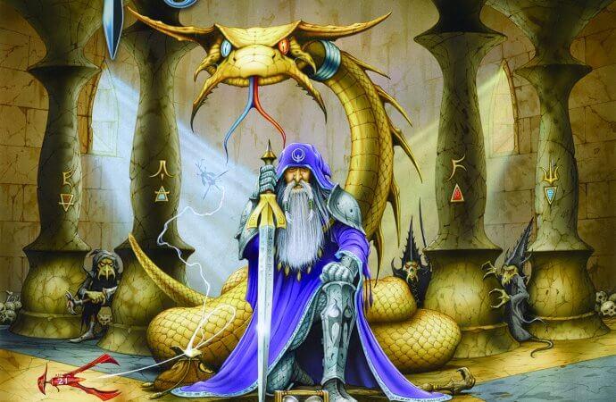 Magnum – The Serpent Rings (SPV/Steamhammer)