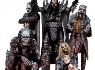 Lordi: Horror metallians glam it up on new single…