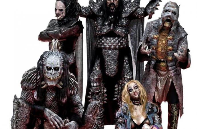 Lordi: Horror metallians glam it up on new single…