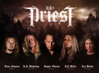 K.K. Downing: New Band Details Revealed…