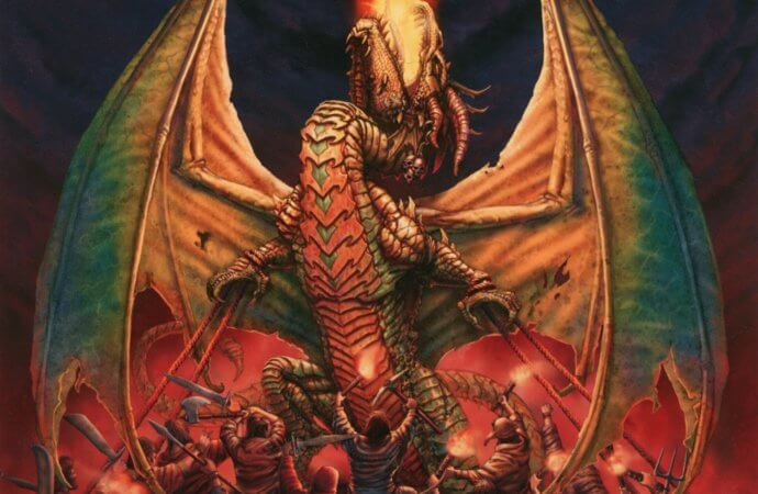Dio – Killing The Dragon (BMG Reissue)