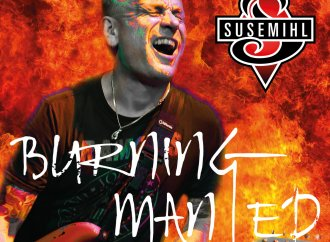 Andy Susemihl – Burning Man (SM Noise Records)