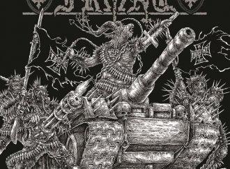 Front: Antichrist Militia (Iron Bonehead EP)