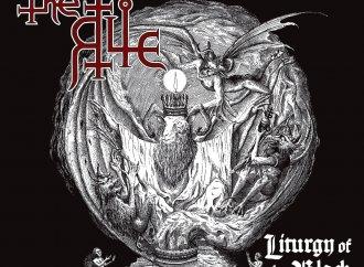 The Rite – Liturgy of the Black (Iron Bonehead)