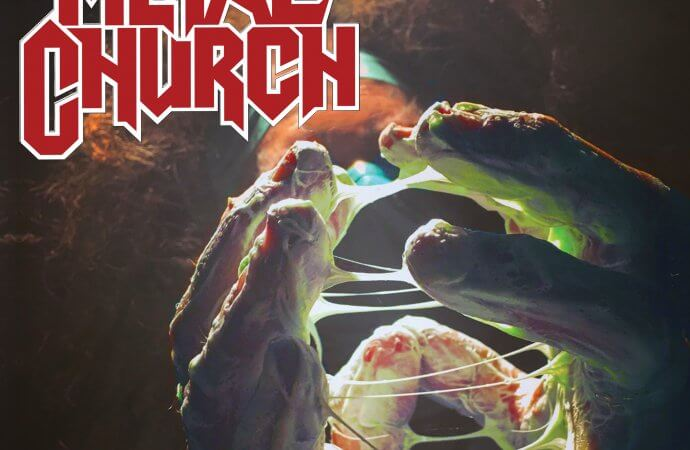 Metal Church: New Live Album On The Way…
