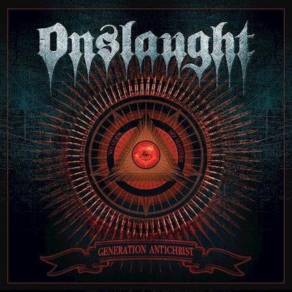 Onslaught – Generation Antichrist (AFM Records)