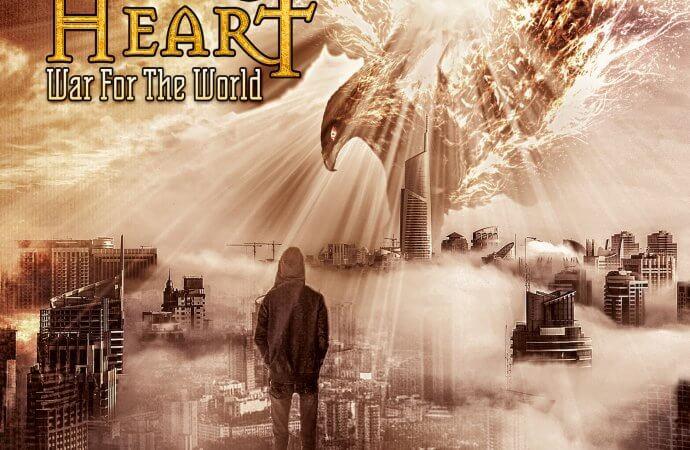 Fierce Heart – War For The World (Dark Star/Sony/Universal)
