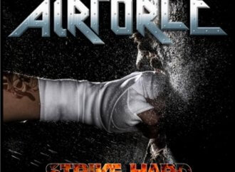 Airforce – Strike Hard (Pitch Black Records)