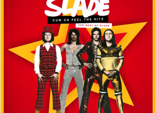 Slade: Cum On Feel The Hitz (BMG)