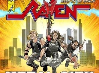 Raven – Metal City (SPV/Steamhammer)