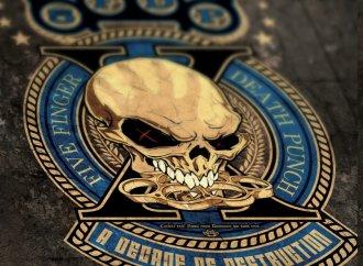 Five Finger Death Punch – A Decade of Destruction Vol. 2 (Better Noise Music)