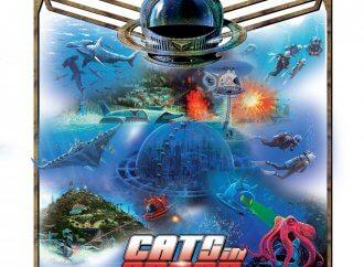 Cats In Space – Atlantis (Harmony Factory/Cargo Records)